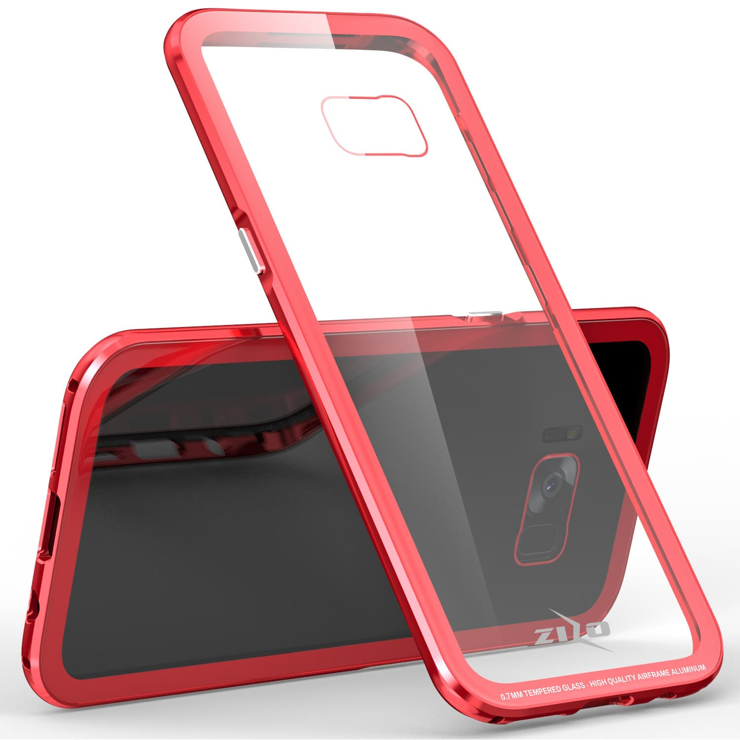 red zizo case for samsung s8