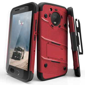 ZIZO BOLT CASE FOR MOTO E4 PLUS