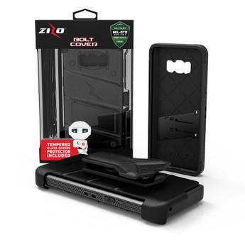 online retailer 87123 0bfd7 Galaxy S8 Plus Case Bolt Series - Zizo