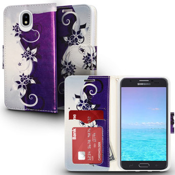 SAMSUNG GALAXY J7 DESIGN WALLET