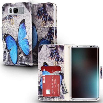 BUTTERFLIES DESIGN GALAXY S8 CASE