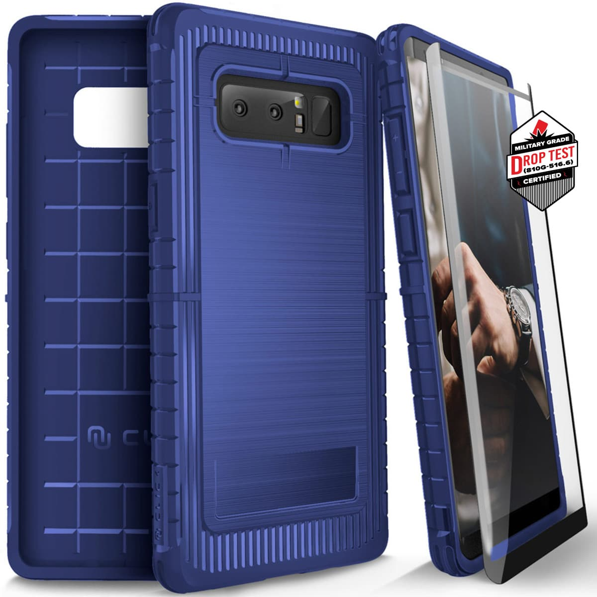 GALAXY NOTE 8 DYNITE SERIES CASE