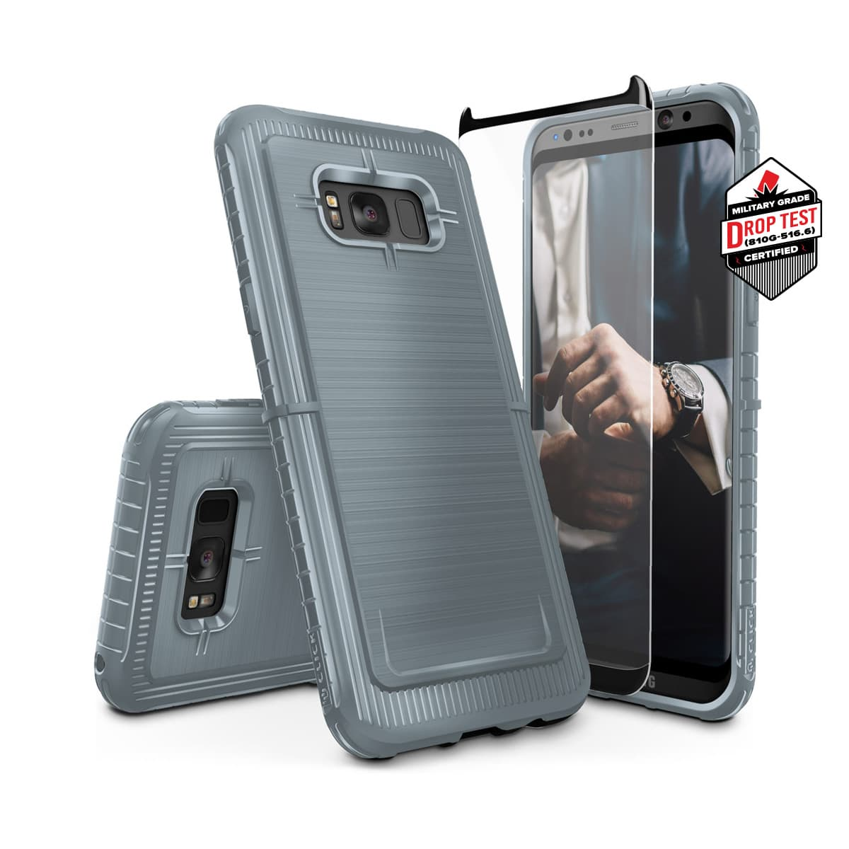 GRAY GALAXY S8 DYNITE SERIES