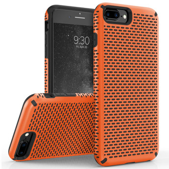ORANGE IPHONE 7 PLUS CASE