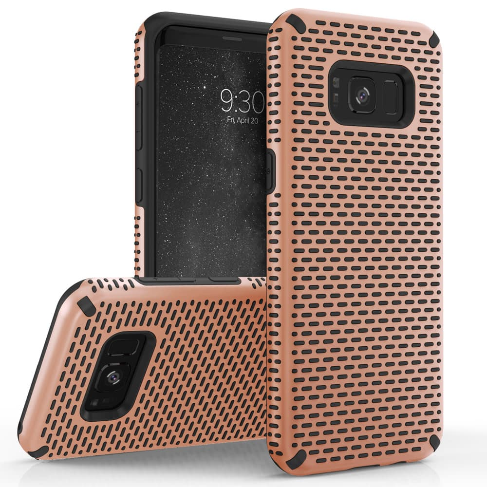 ROSE GOLD GALAXY S8 PLUS CASE