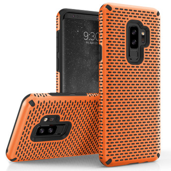 ECHO SERIES ORANGE GALAXY S9 PLUS