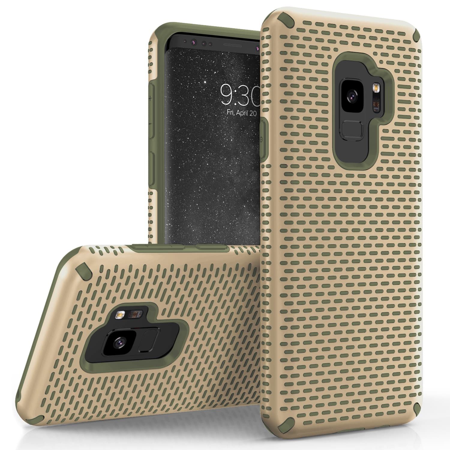 DESERT TAN GALAXY S9 CASE