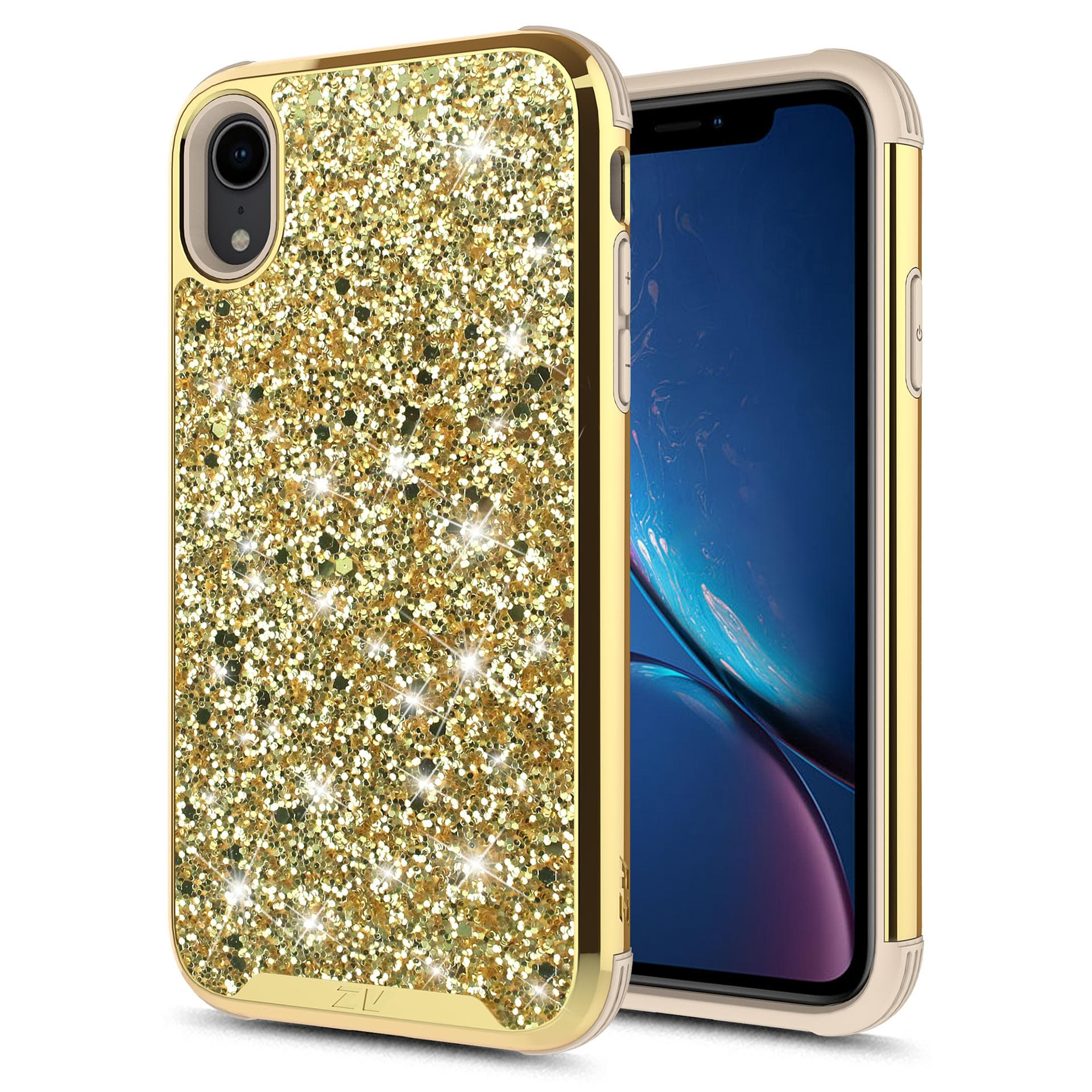 iPhone XR Case Full Diamond Hybrid Series - Zizo