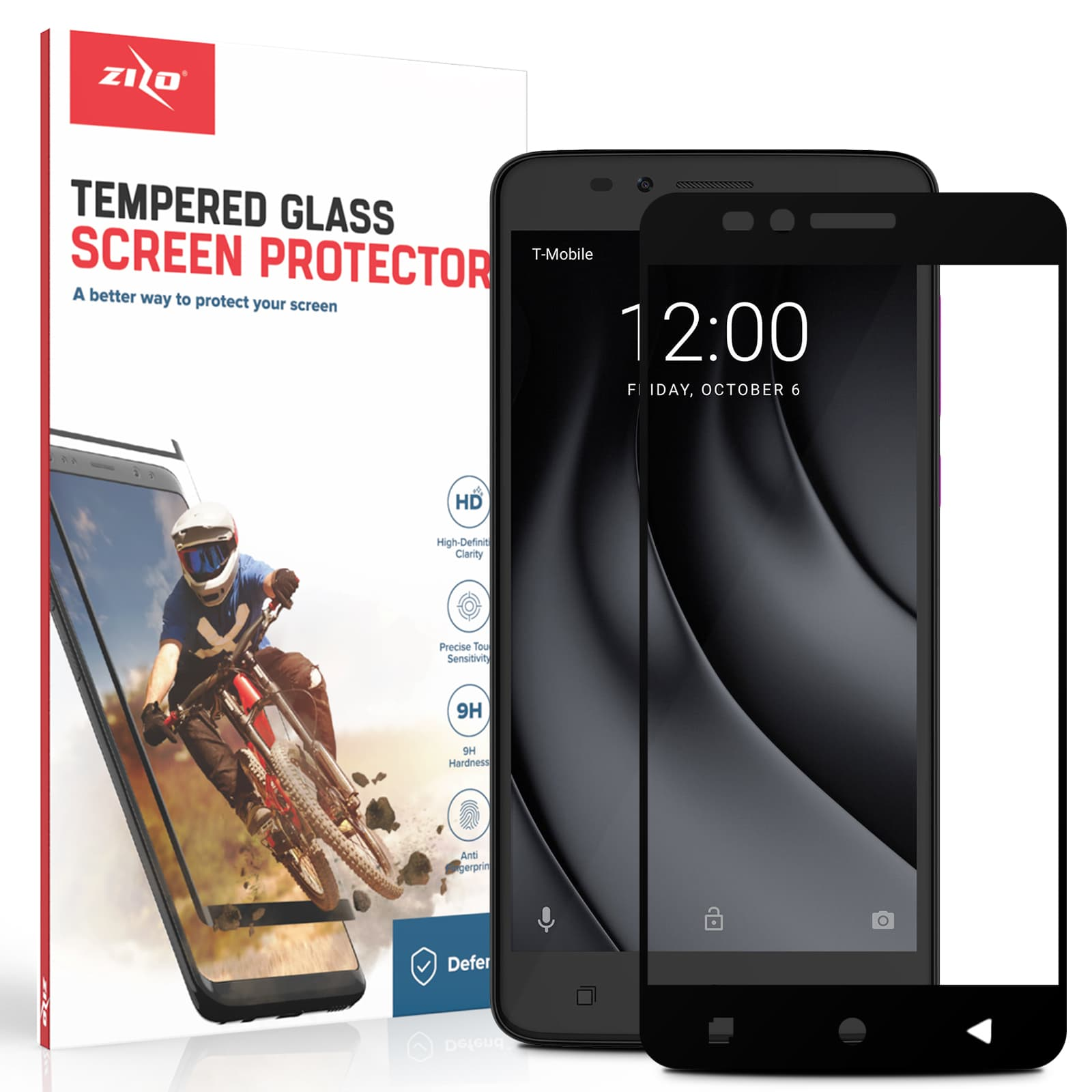 COOLPAD REVVL PLUS SCREEN PROTECTOR