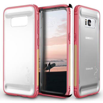 HOT PINK GALAXY S8 PLUS CASE