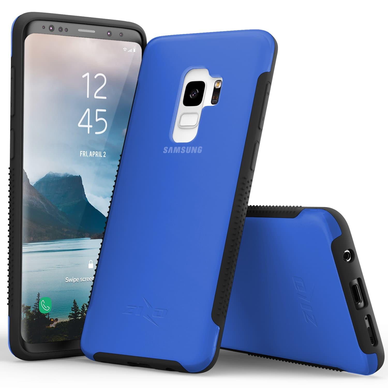 BLUE GALAXY S9 CASE