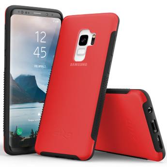 RED GALAXY S9 CASE