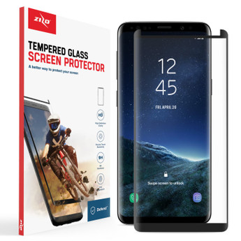 GALAXY S9 FULL SCREEN PROTECTOR