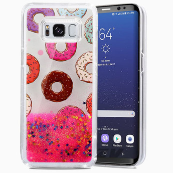 DONUTS GALAXY S8 PLUS CASE