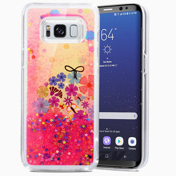 SPRING FLOWERS GALAXY S8 PLUS CASE