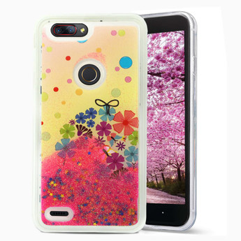 SPRING FLOWERS BLADE Z MAX CASE