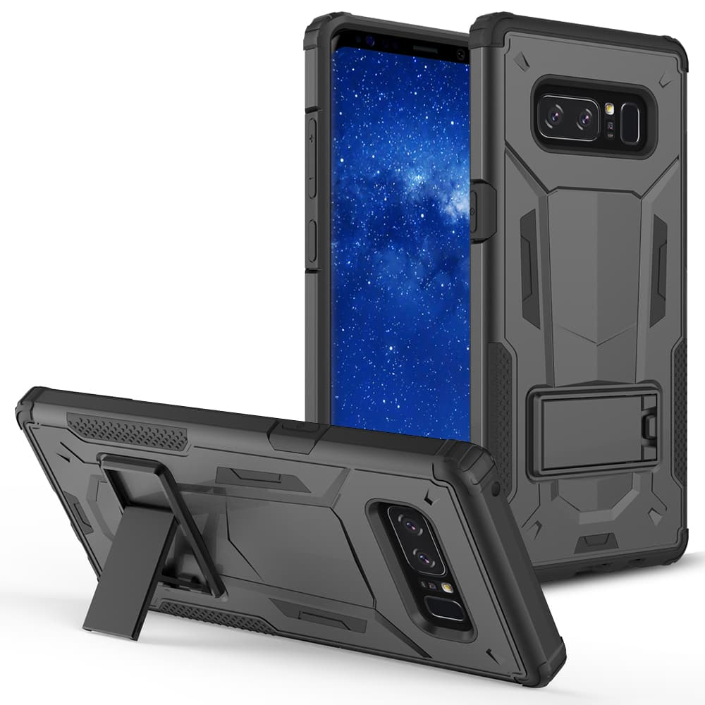 BLACK GALAXY NOTE 8 CASE