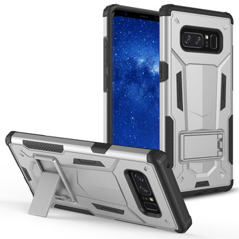 SILVER GALAXY NOTE 8 CASE