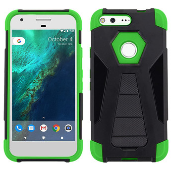 NEON GREEN GOOGLE PIXEL XL CASE