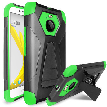 NEON GREEN HTC BOLT CASE