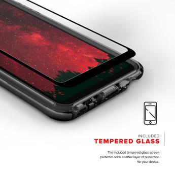 LG Stylo 4 Zizo ION w/ Full Glue Glass