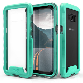 TEAL GALAXY S8 PLUS CASE