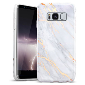 SAMSUNG GALAXY S8 PLUS MARBLE CASE