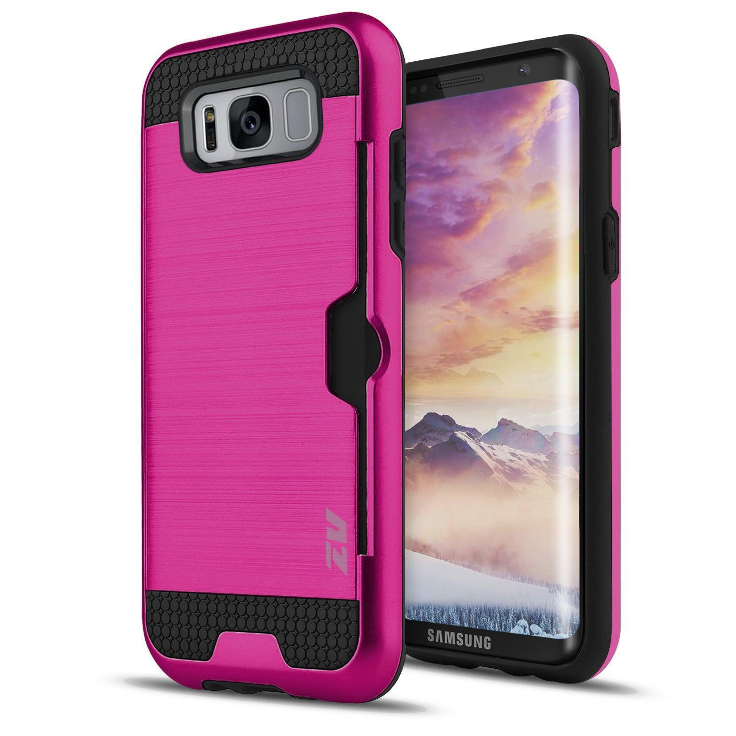 PINK GALAXY NOTE 8 CASE
