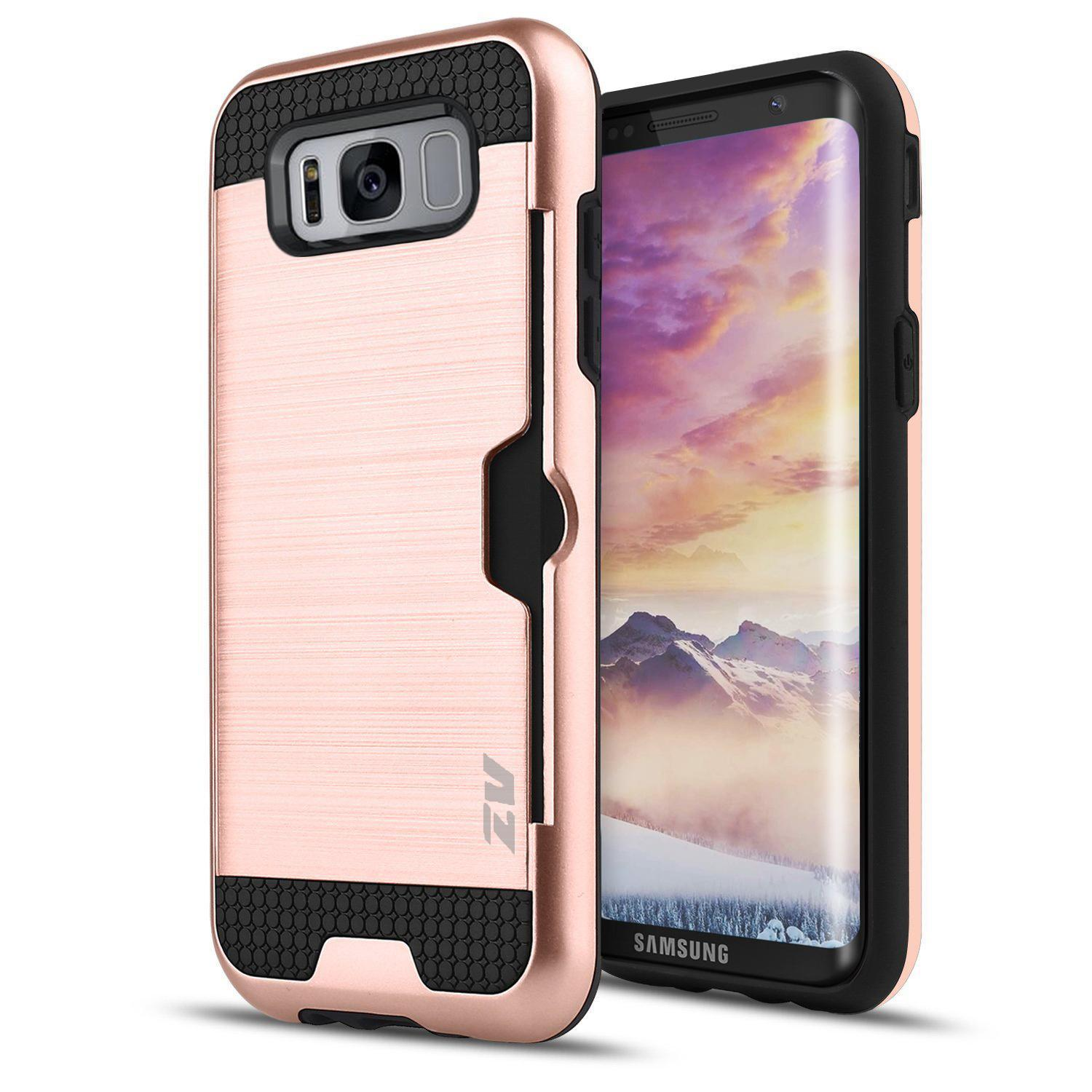 ROSE GOLD GALAXY NOTE 8 CASE