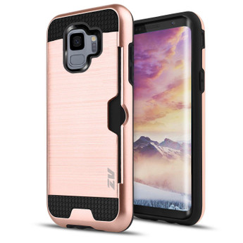 SAMSUNG GALAXY S9 METAL HYBRID CASE