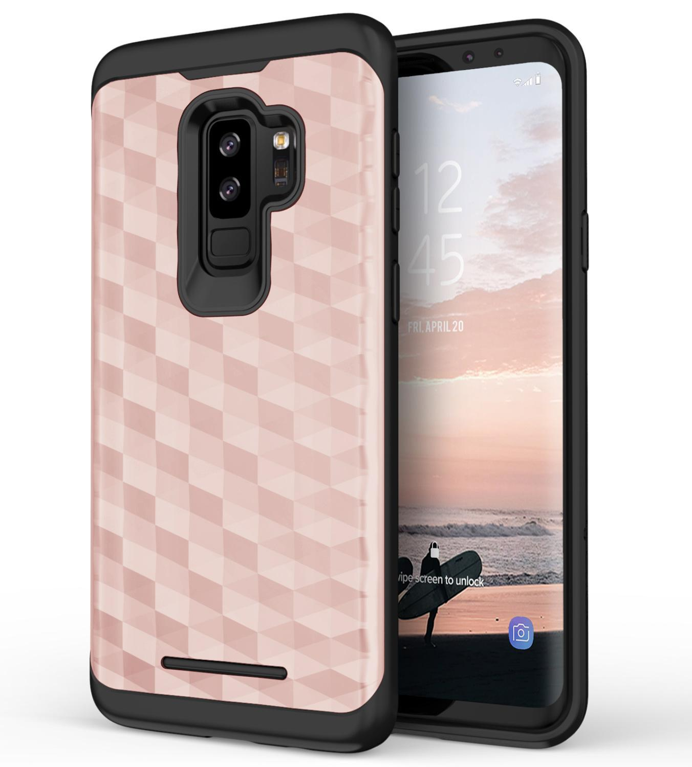 ROSE GOLD GALAXY S9 PLUS CASE