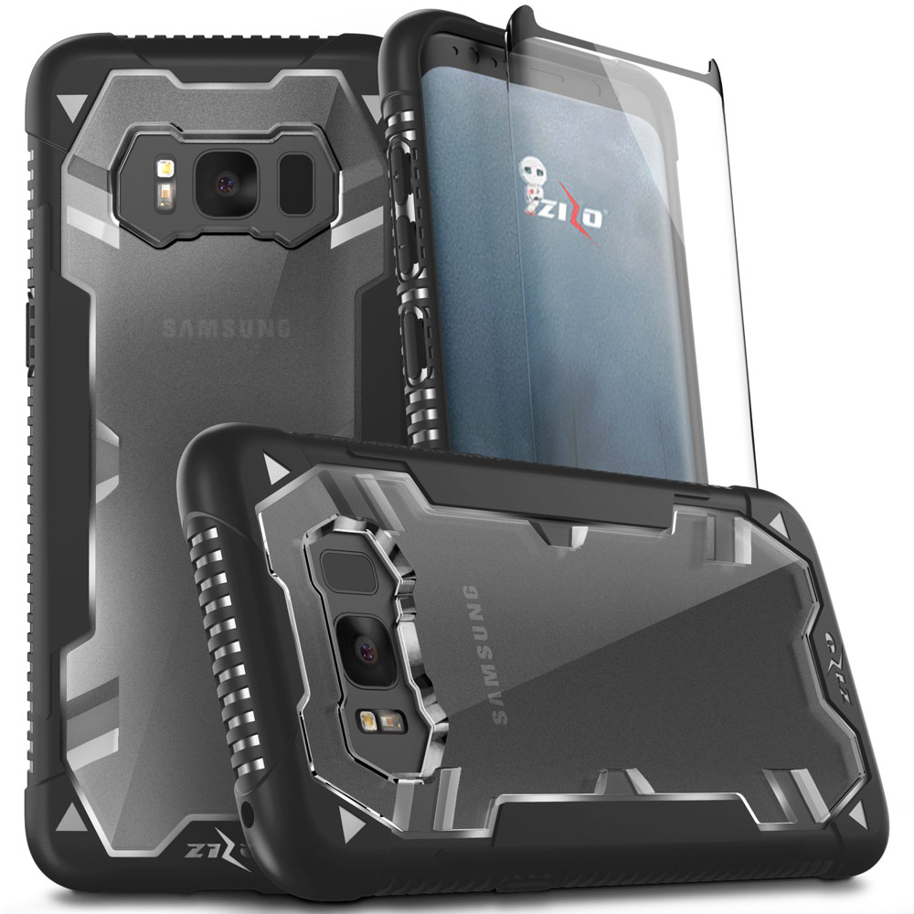CLEAR GALAXY S8 CASE