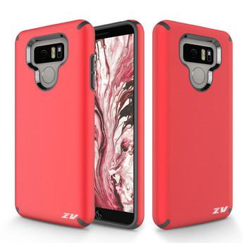 RED LG G6 CASE