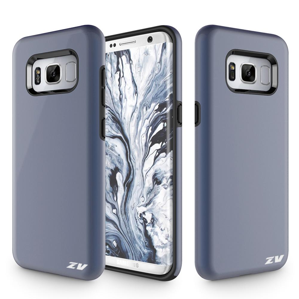DARK BLUE GALAXY S8 CASE
