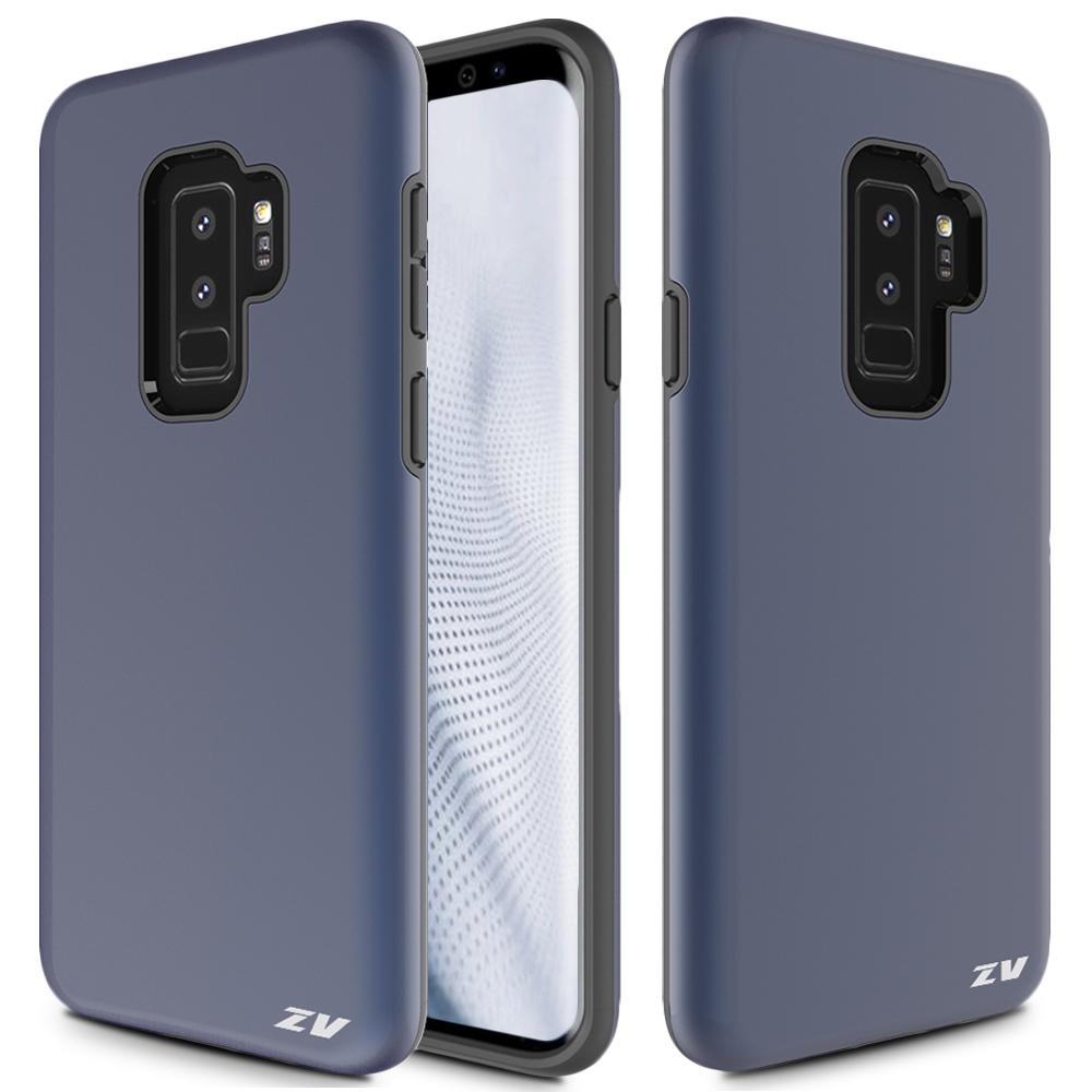 DARK BLUE GALAXY S9 PLUS CASE