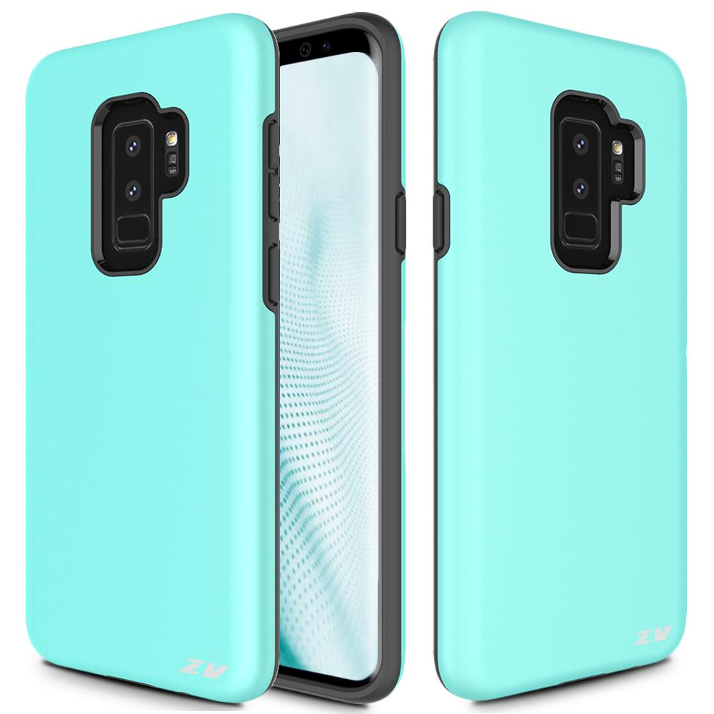 TEAL GALAXY S9 PLUS CASE