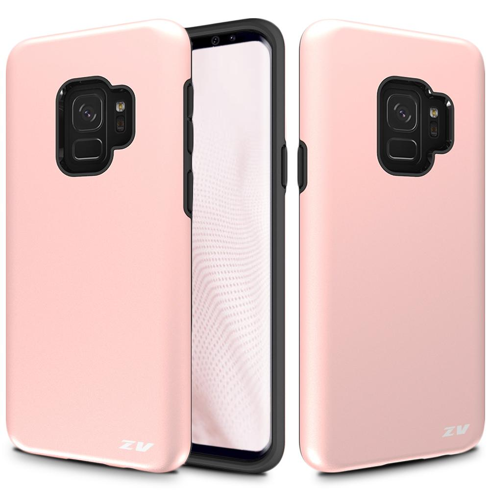ROSE GOLD GALAXY S9 CASE