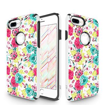 FLOWERS IPHONE 7 PLUS CASE