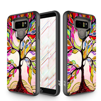 COLORFUL TREE LG G6 CASE