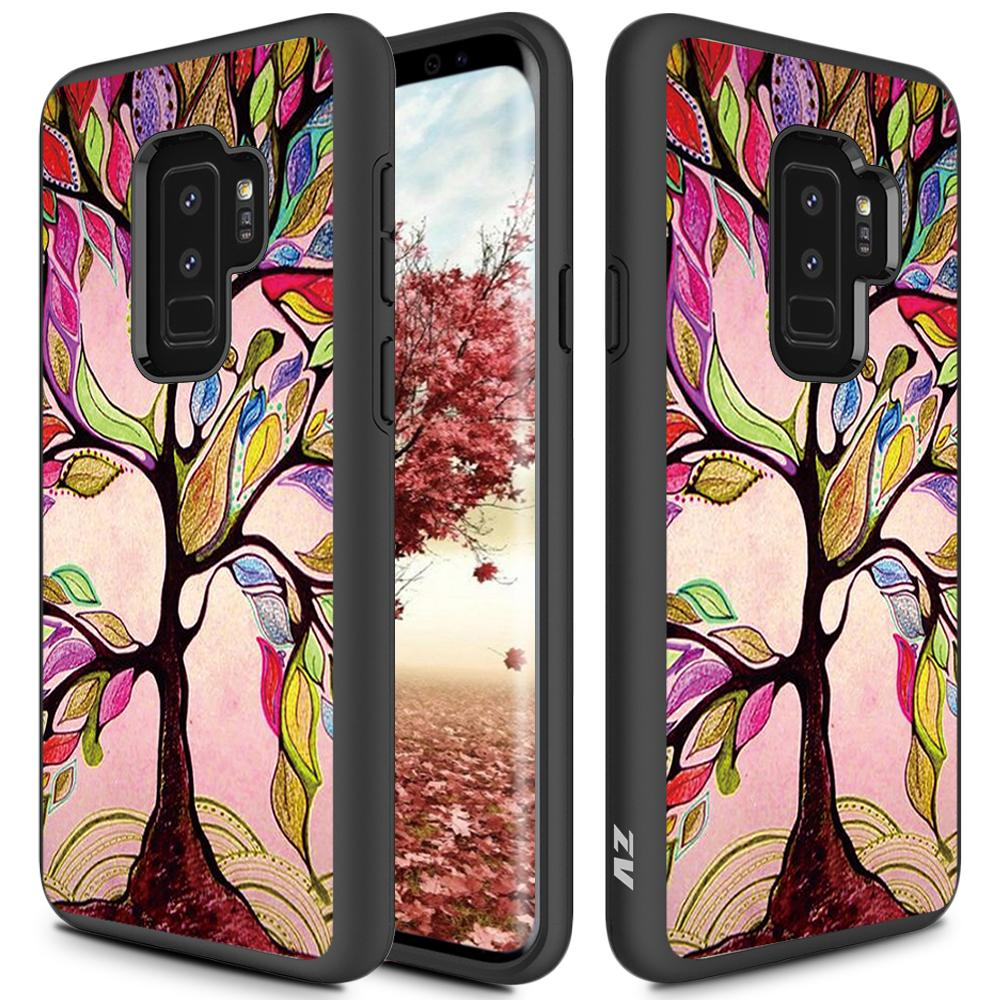 COLORFUL TREE GALAXY S9 PLUS CASE