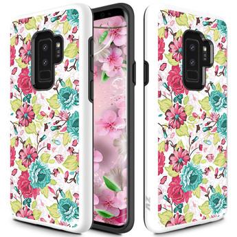 FLOWERS GALAXY S9 PLUS CASE