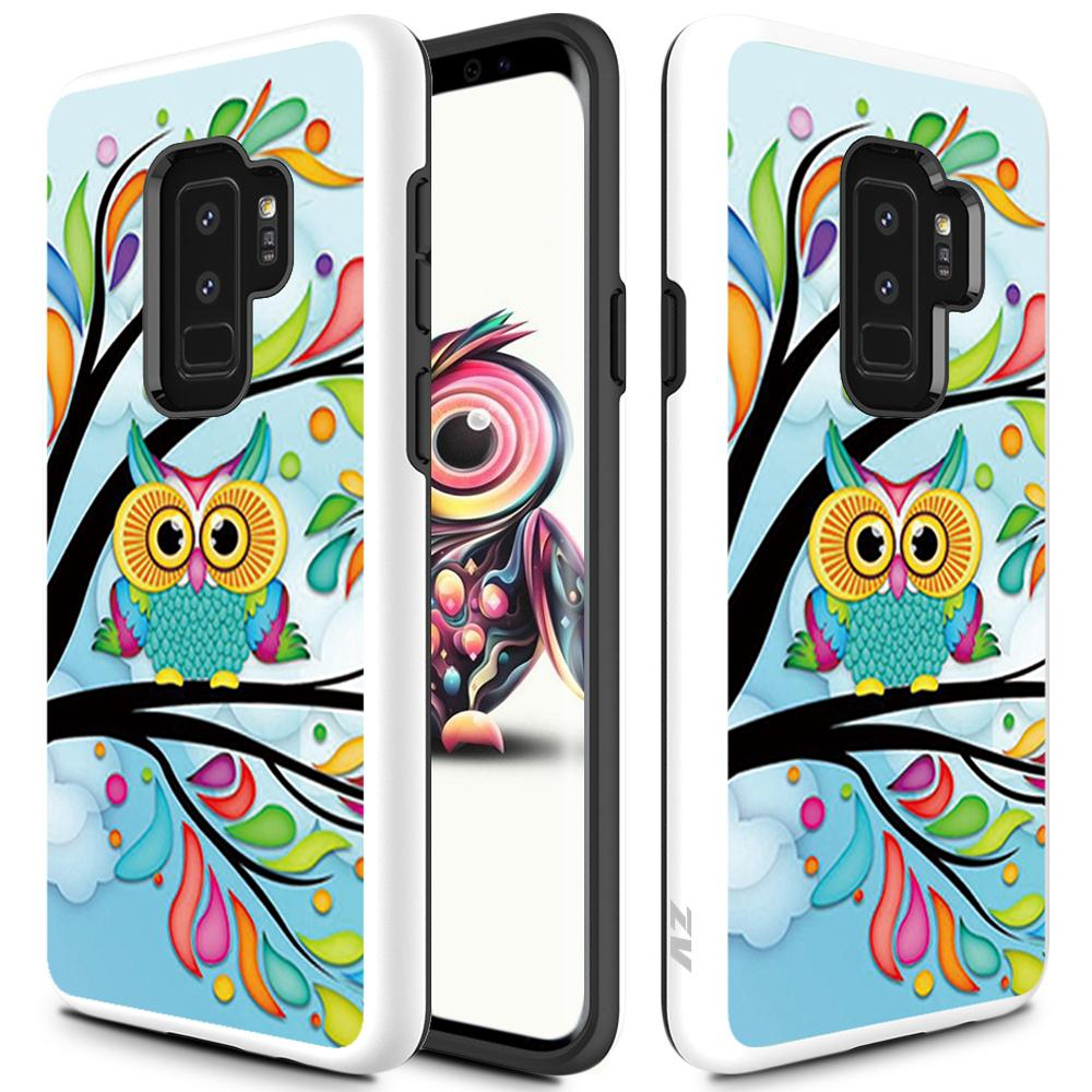 OWL GALAXY S9 PLUS CASE