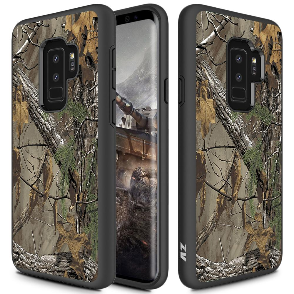 WOODS GALAXY S9 PLUS CASE
