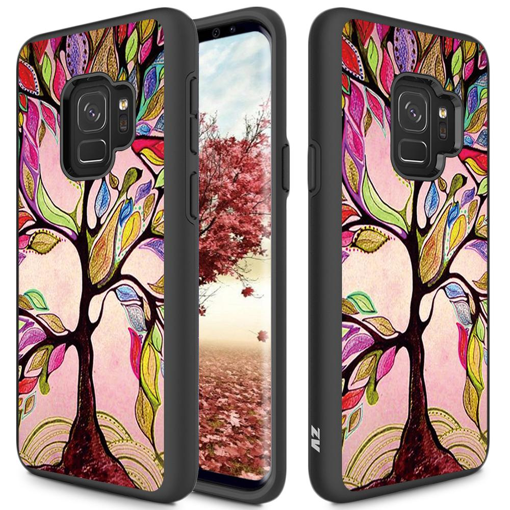 COLORFUL TREE GALAXY S9 CASE