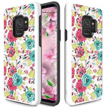 FLOWERS GALAXY S9 CASE