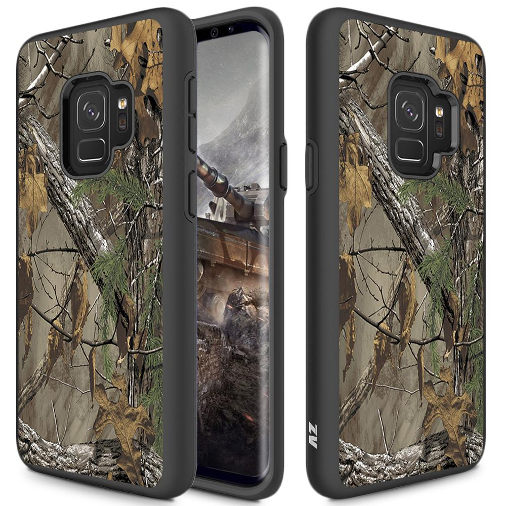 WOODS GALAXY S9 CASE