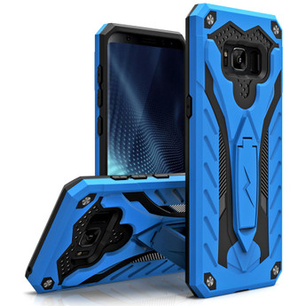 BLUE GALAXY S8 PLUS CASE