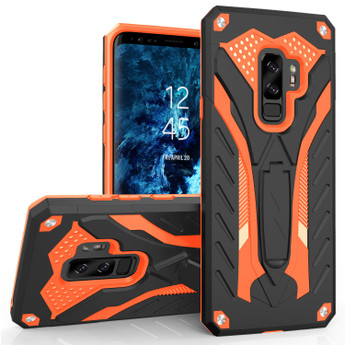 ORANGE GALAXY S9 PLUS CASE