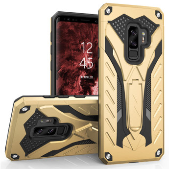 GOLD GALAXY S9 PLUS CASE