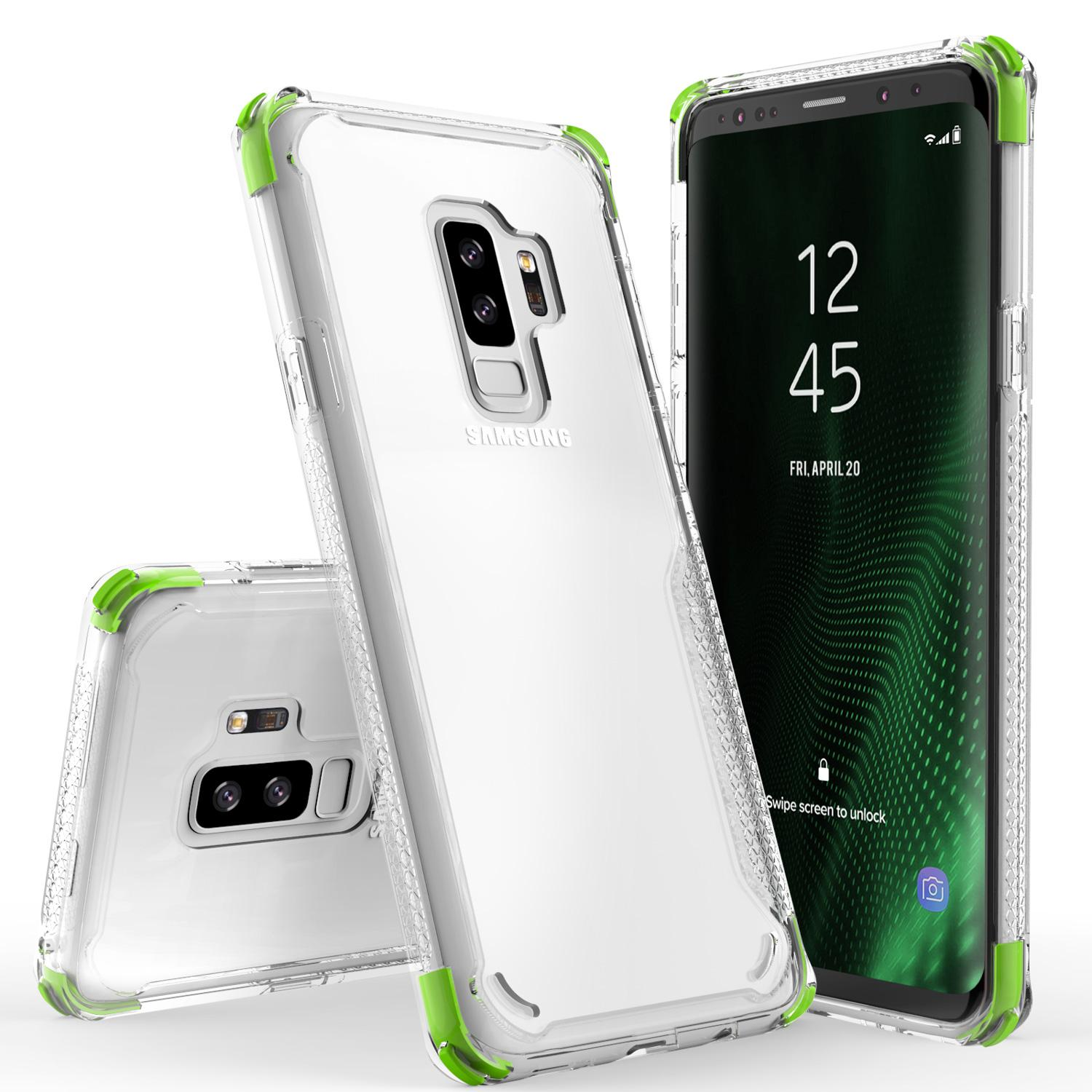 GREEN GALAXY S9 PLUS CASE